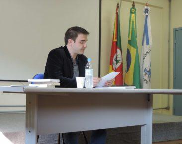 Cursos de Filosofia da UCPel têm novo coordenador