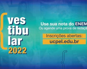 Abertas inscrições para o Vestibular de Verão da UCPel